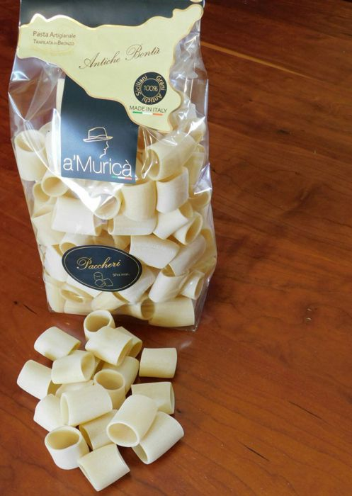 Pasta 'a'Muricà' - Paccheri