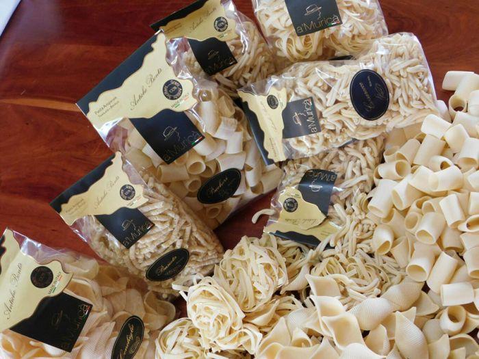 Pasta 'a'Muricà' - Tagliatelle 500 g