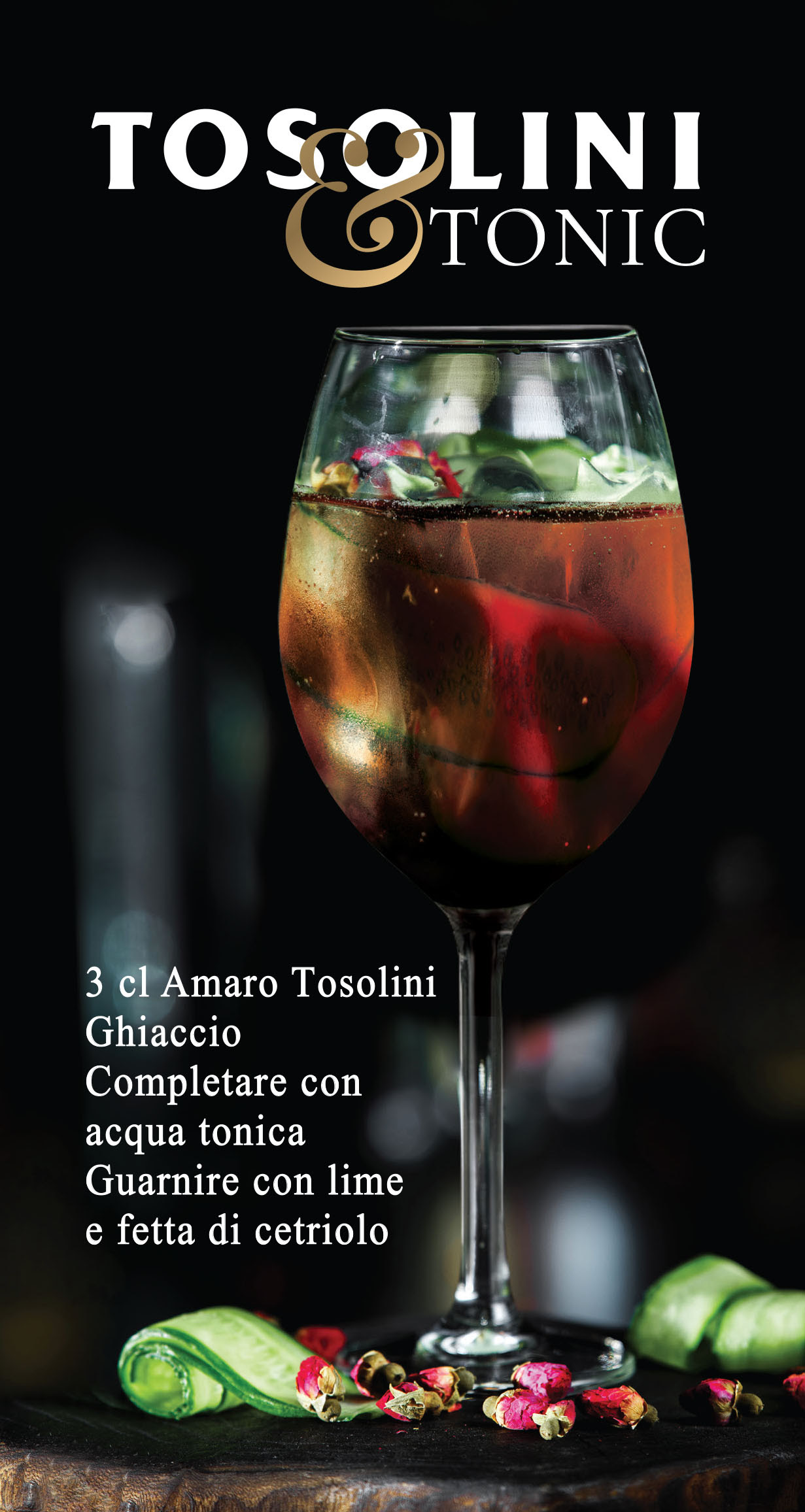 Bepi Tosolini - Amaro Tosolini