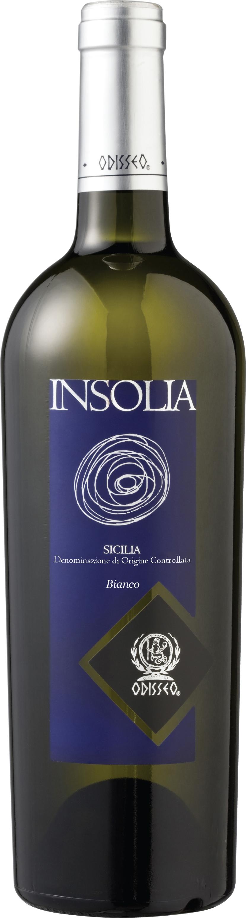 ODISSEO - Insolia Sicilia DOC 2017