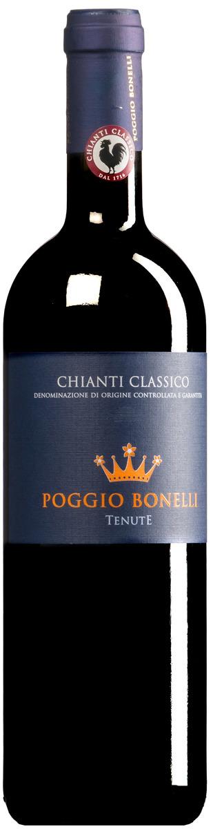 Poggio Bonelli - Chianti Classico DOCG 2017