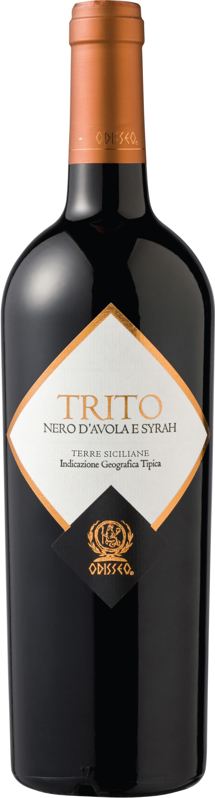 ODISSEO - Trito Sicilia DOC 2015